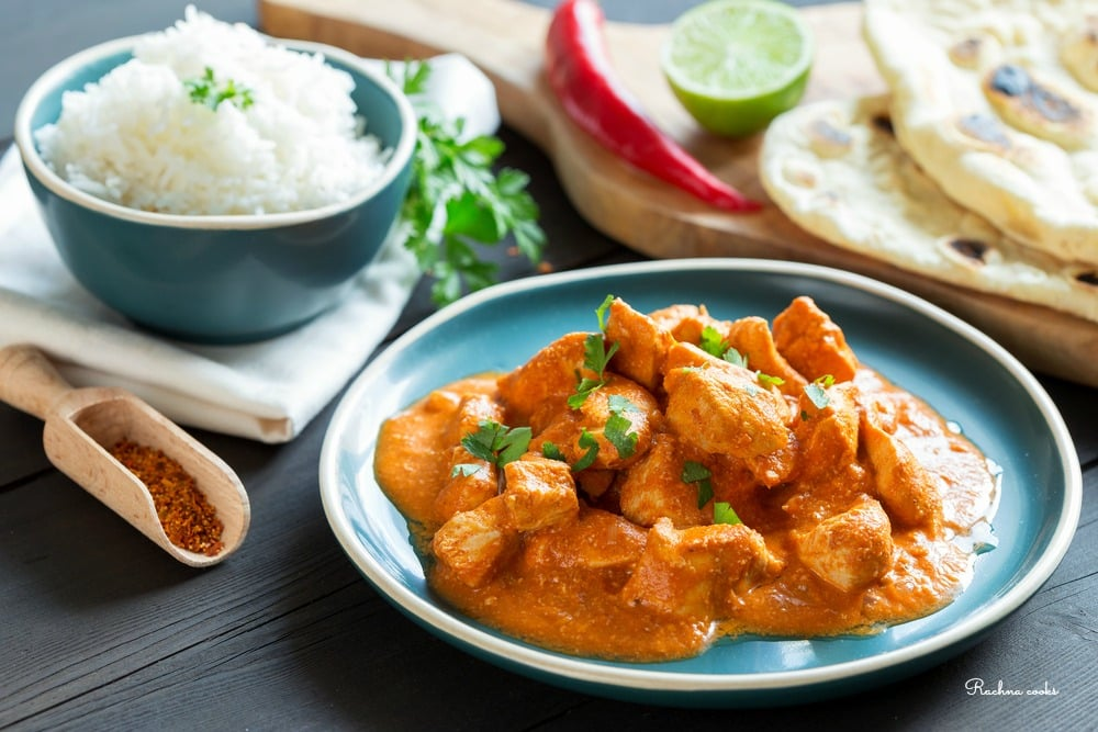 butter chicken chicken makhani