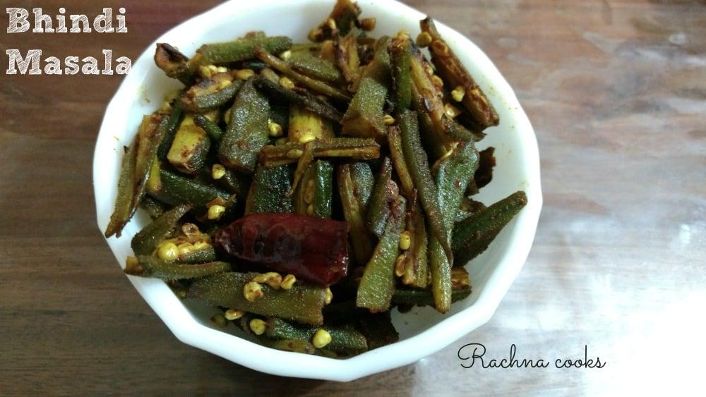 bhindi masala