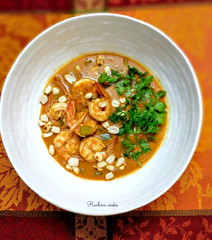 how to make panang curry
