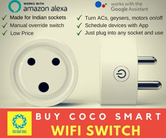 coco smart wifi switch
