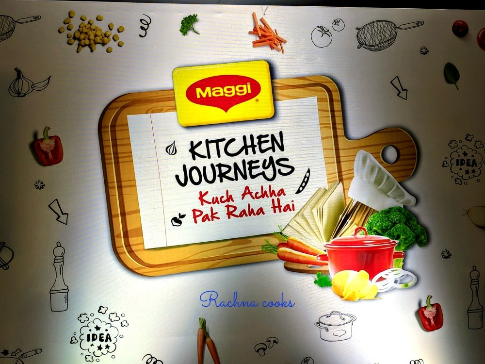 Maggi Kitchen Journeys