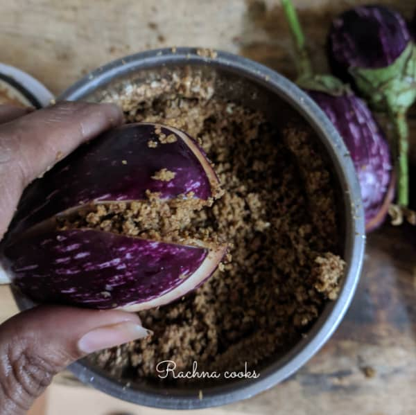 brinjal curry recipe