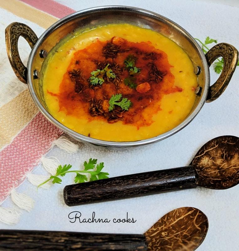 Tasty Dal Tadka Recipe