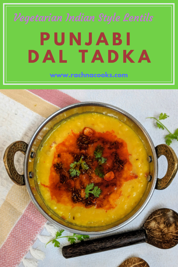 tasty dal tadka recipe
