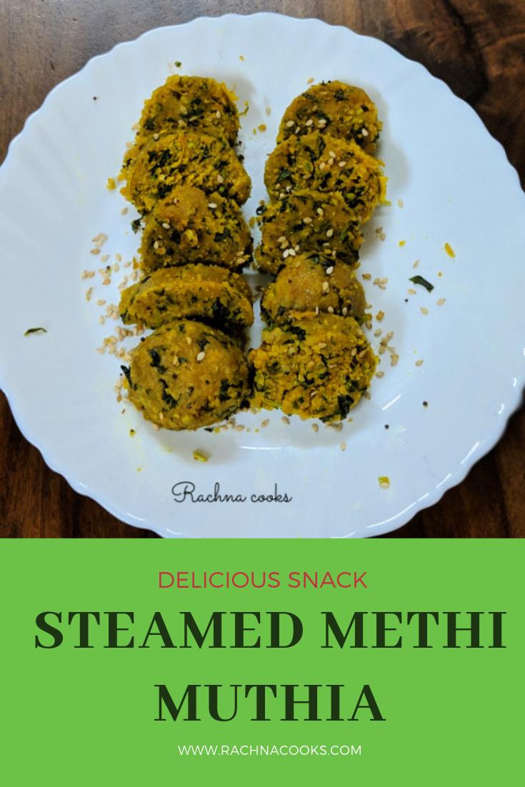 methi muthiya