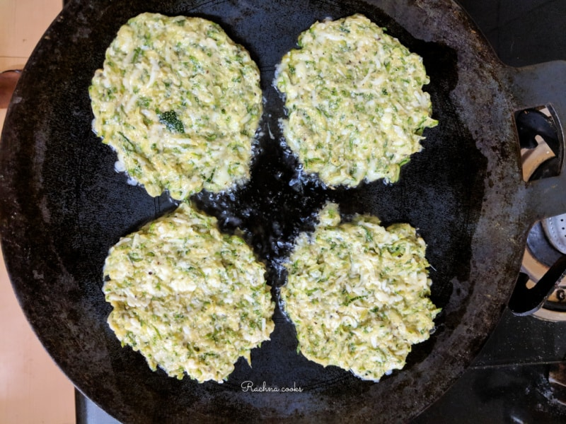 zucchini fritters keto low carb