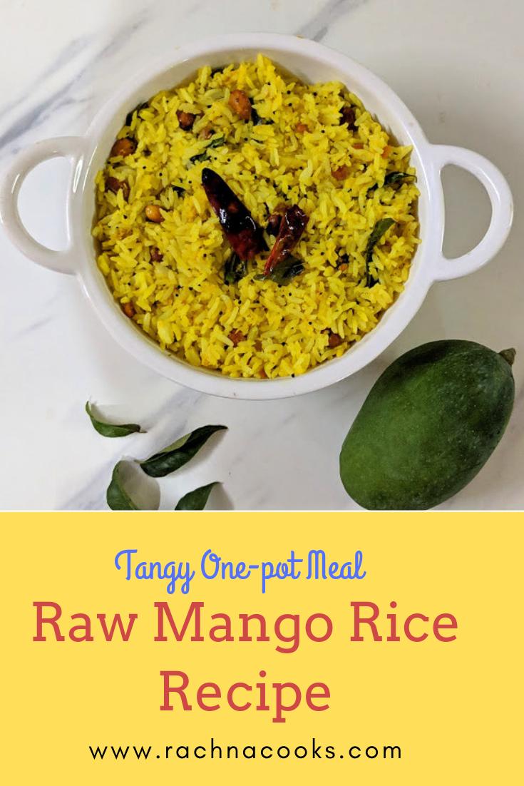 mango rice recipe
