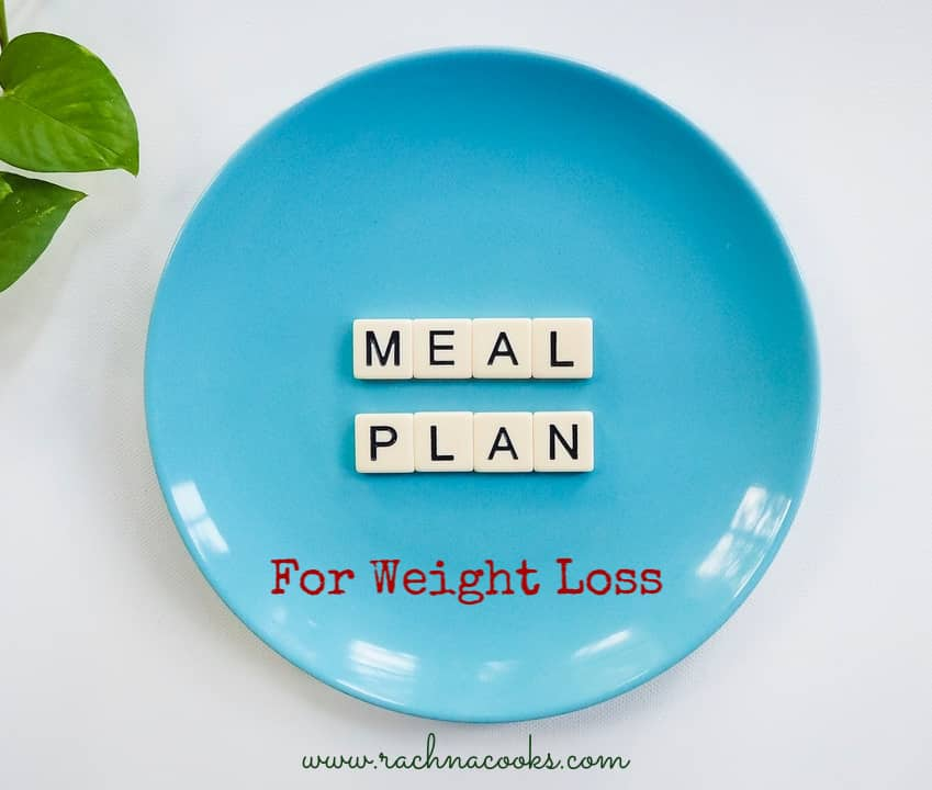 start meal planning