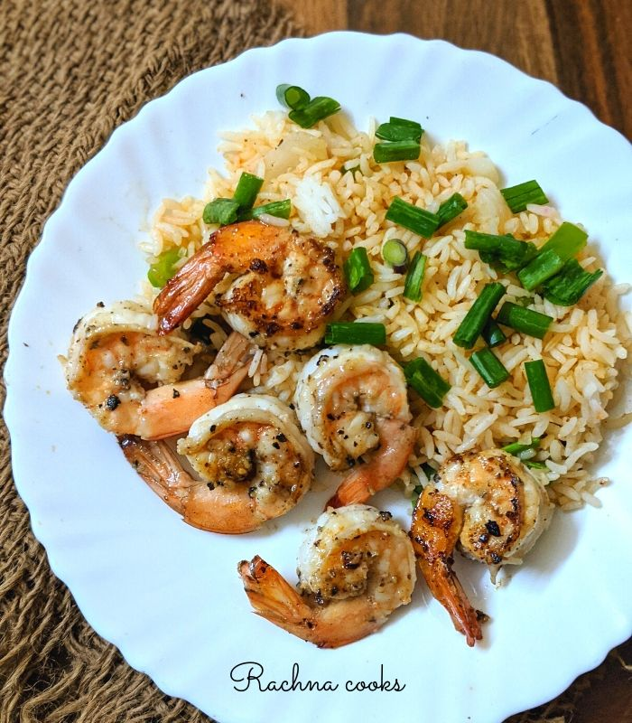 lemon pepper garlic shrimp