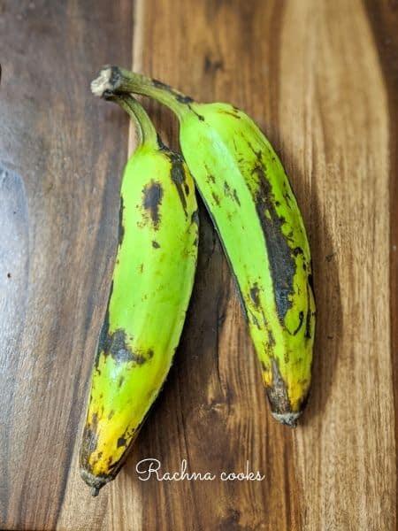 air fryer banana chips